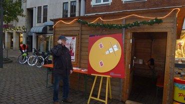 Aktion zum Thema Rente des Ortsverein Rinteln