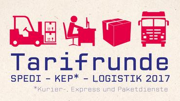 Tarifrunde Spedition-KEP-Logistik 2017 _Teaser