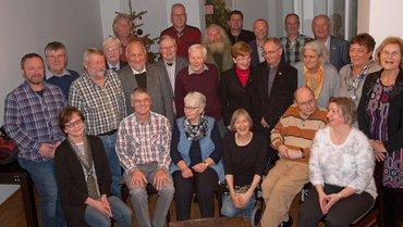 Jubilarehrung 2017 des Ortsverein Uelzen am 24.11.2017