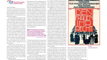 Zeitung des Hannoverschen Frauenbündnis