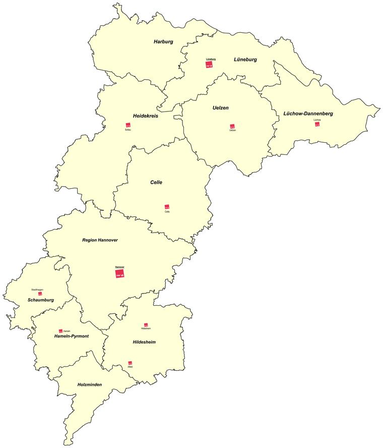 Bezirk Hannover-Heide-Weser