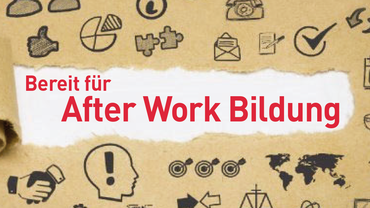 After Work Bildung 2018
