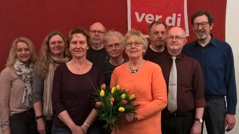 Vorstand des Ortsverein Alfeld