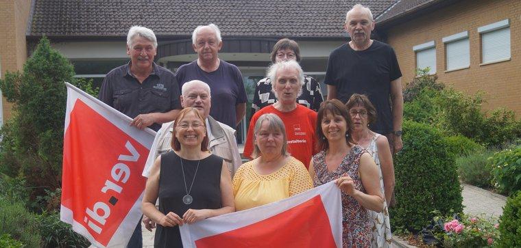 Vorstand des Ortsverein Heidekreis