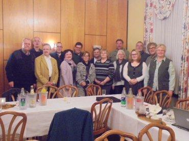 Mitgliederversammlung des Ortsverein Lüchow-Dannenberg