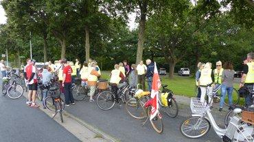 Ortsverein Lehrte/Sehnde: Radtour 2017