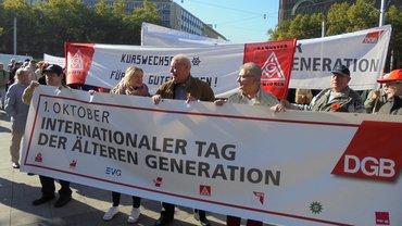 Internationaler Tag der älteren Menschen am 1. Oktober
