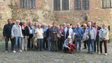 Ausflugsfahrt der ver.di SeniorInnen im Ortsverein Holzminden
