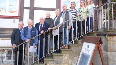 Jubilarehrung 2016 des Ortsverein Lüchow-Dannenberg am 17.11.2018