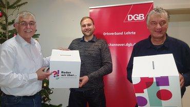 DGB-Zukunftsdialog in Berlin