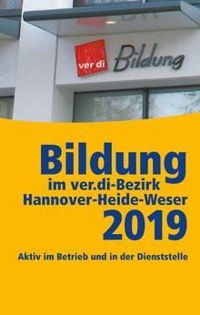 Bildungsprogramm 2019 des Bezirk Hannover-Heide-Weser