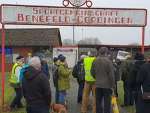 4. Silvesterspaziergang in Bomlitz/Benefeld