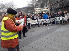 ver.di-Heidekreis unterstützt Protest der TherapeutInnen