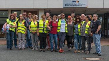 Ameos Klinikum Hildesheim: 2. Streikwoche