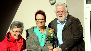 Der Internationale Frauentag 2019 im Ortsverein Celle