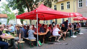Sommerfest 2019 der Gewerkschaften in Celle