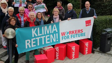 Fridays for Future am 20.09.2019 in Walsrode