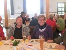 Herings- und Jägerrouladenessen im Altendorfer Hof in Holzminden