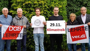 Fridays for Future in Lehrte