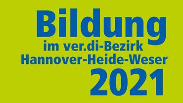 Bildungsprogramm 2021 des Bezirk Hannover-Heide-Weser