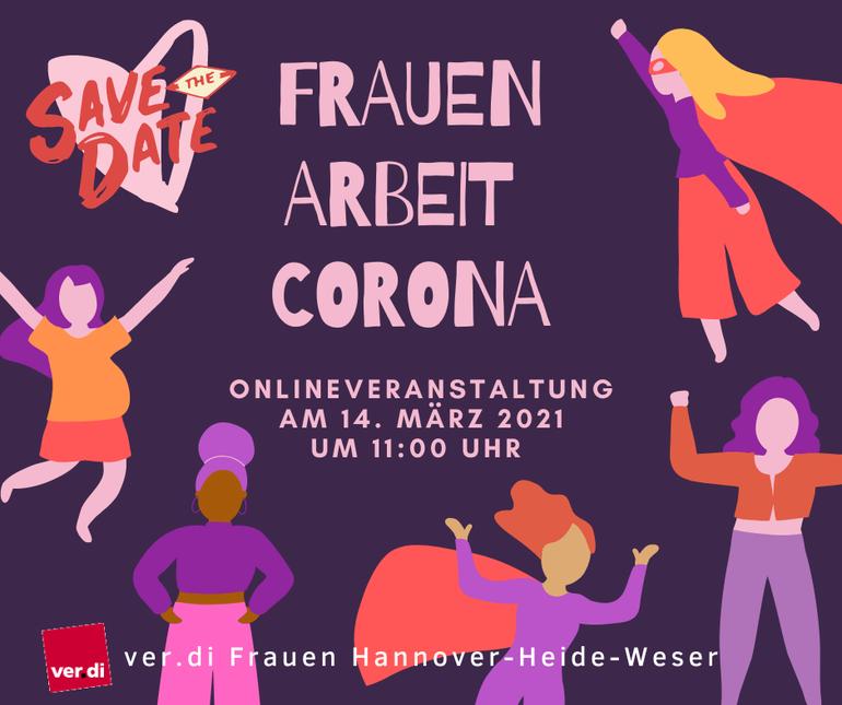Frauen, Arbeit und Corona