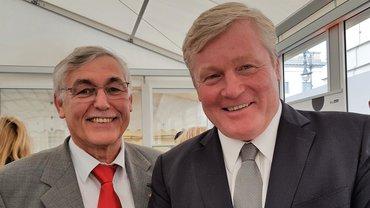 Mai-Kundgebung des DGB Lehrte mit Minister Dr. Bernd Althusmann